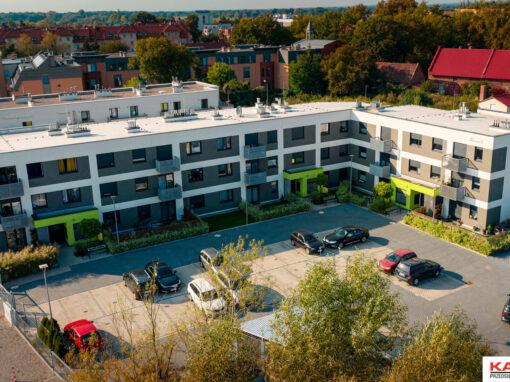 Budynek mieszkalny we Wrocławiu, ul. Zielna