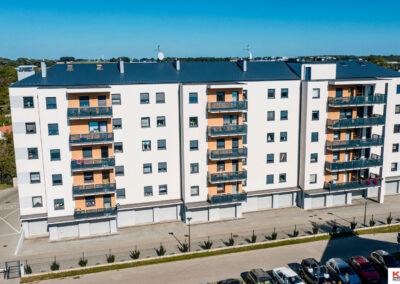 Budynek mieszkalny w Kępnie, ul. Radosna