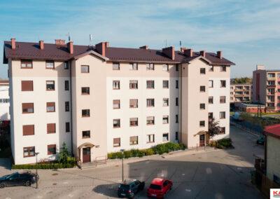Budynek mieszkalny w Mianowicach